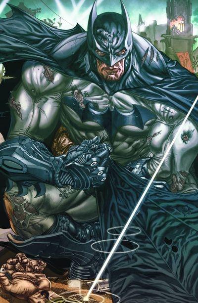 Batman Arkham Unhinged #4: Brandon Badeaux, Book Art, Comic Booksart, Brandon Bordeaux, Dc Comic, Comic Art, Bruce Waynebatman, Batman Art, Batman Arkham Unh