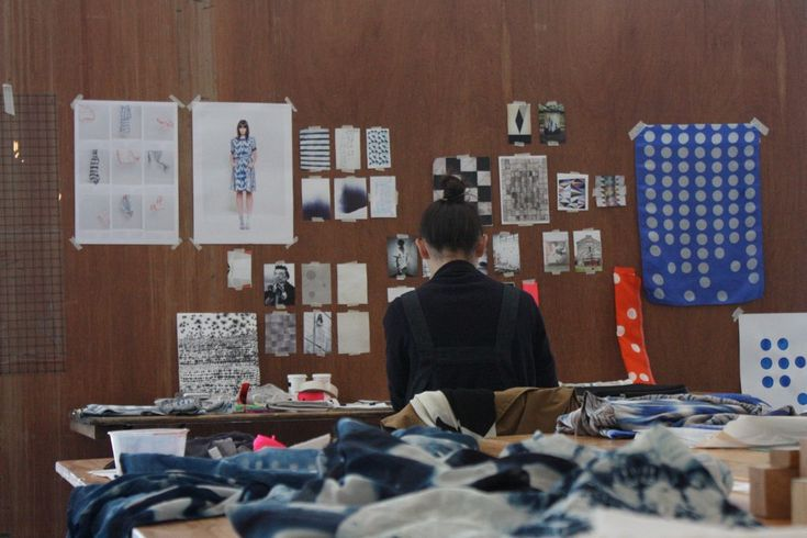 jo fowles - september 2012 artist-in-residence | by harvest textiles | harvest workroom