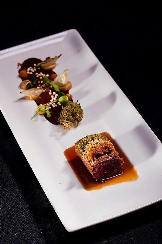 Plus de 1000 id es propos de dressage d 39 assiette sur - Dressage des plats en cuisine ...
