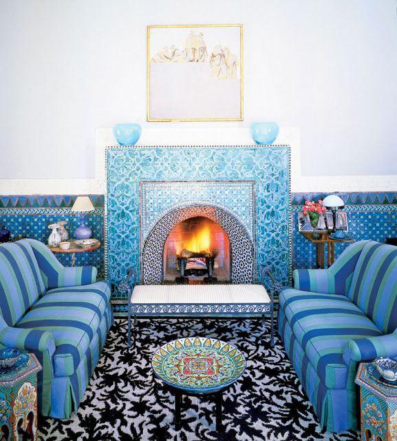 Марокканские акценты в современном интерьере | Sweet home