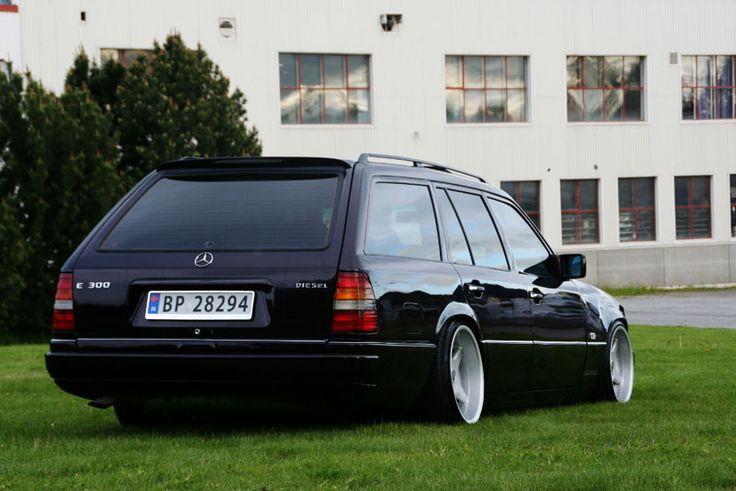 Mercedes Benz W124 Brock B1