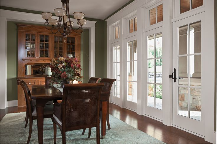 1000 ideas about craftsman patio doors on pinterest for Craftsman french doors