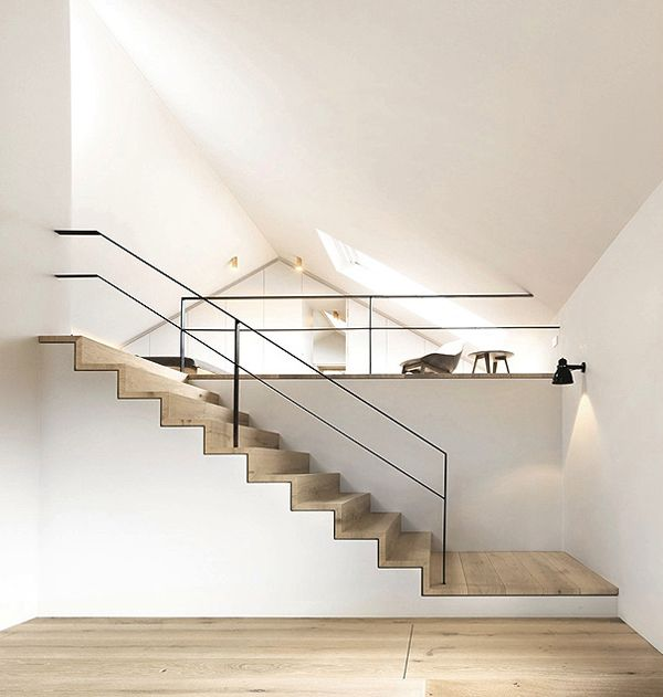 amazing wood stairs design 18 Amazing Staircase Design Ideas