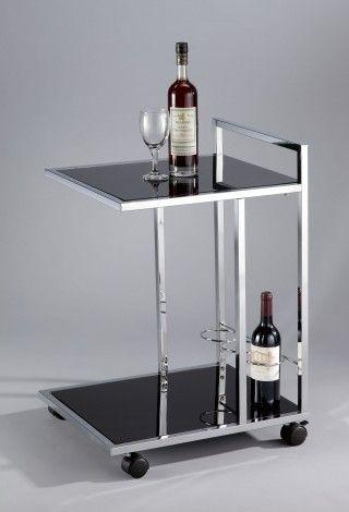 Glas wijn Trolley winkelwagen - SA059  