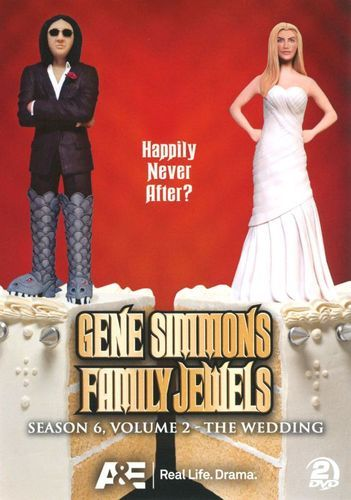Gene Simmons Family Jewels: Season 6, Part 2 - The Wedding [DVD]