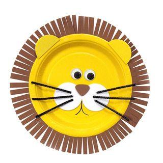 Foamies® Lion Plates