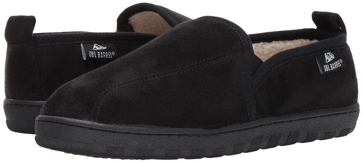 M&F Western - Fleece Slip-On Slippers Men's Slippers