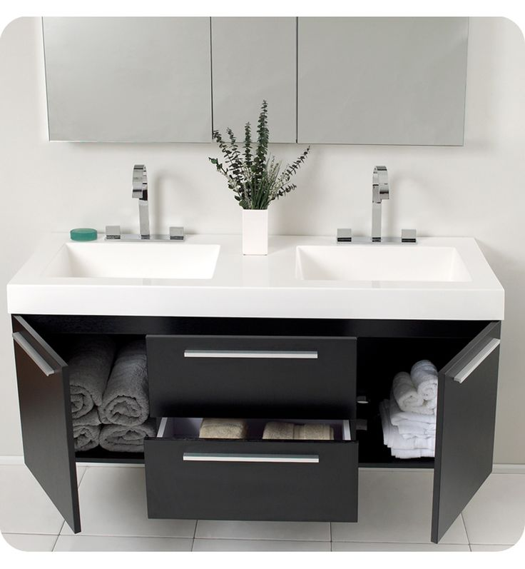 Bathroom Double Sink Vanity Ideas : Best small double vanity ideas on