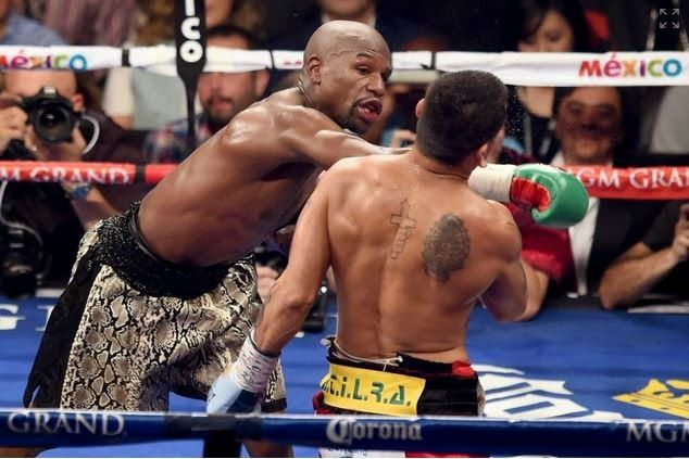 411 by Ferdinand: Floyd Mayweather's mum on proposed Las Vegas bout