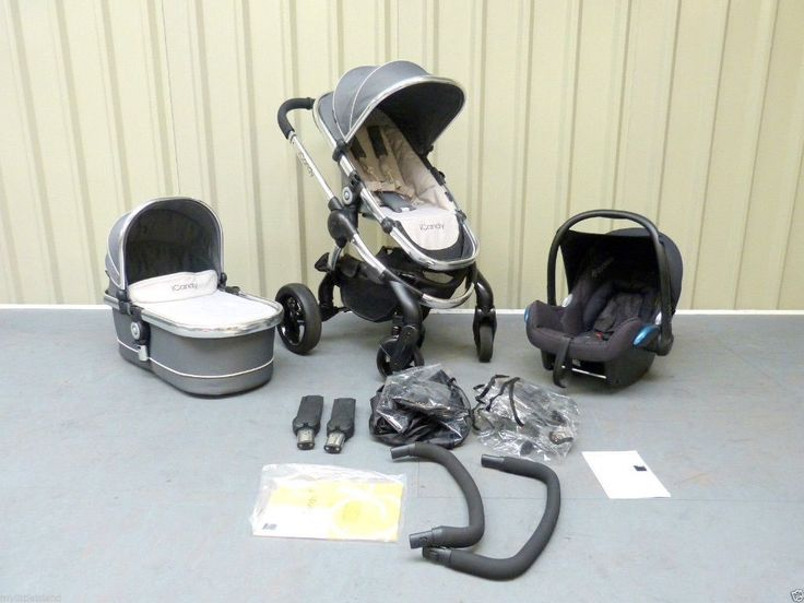 iCandy Peach 3 in Truffle Full Travel System | Brighton, East Sussex | Gumtree