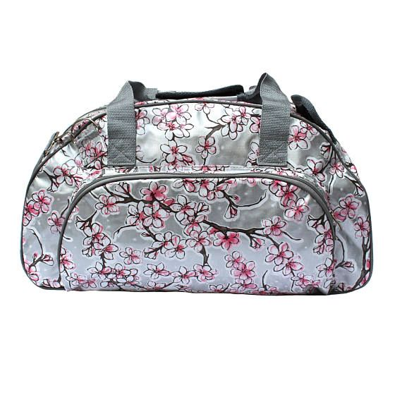 geblümte Saunatasche  Sporttasche  XL Tasche  Reisetasche