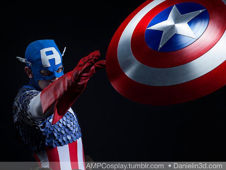 70 best captain america cosplay captains images on pinterest captain america by moshunman toneelgroepblik Gallery