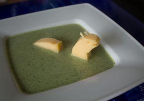 Brokkoli - Creme - Suppe LIGHT (Rezept mit Bild) von elanda | Chefkoch.de