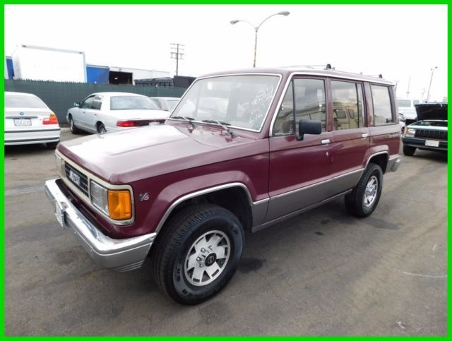 1990 Isuzu Trooper Used 2.8L V6 12V