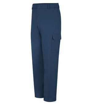 RED KAP® INDUSTRIAL CARGO PANT. #PT88 - Sharp & crisp look ensures a professional image. 13.3 oz, 65/35 polyester/cotton. Superior colour retention, soil release and wickability. Easy care durable press finish. Suitable for industrial wash or home wash. Heavy-duty brass zipper & button closure. Two front pockets and two hip pockets. Two patch leg pockets. For details on how to order this item with your logo branded on it contact ww.fivetwentyfour.ca #promoitems