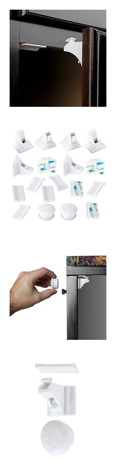 Baby Proofing 184339: Jambini Magnetic Cabinet Locks | Child Safety Locks - No Tools Or Screws Requ... -> BUY IT NOW ONLY: $46.77 on eBay!