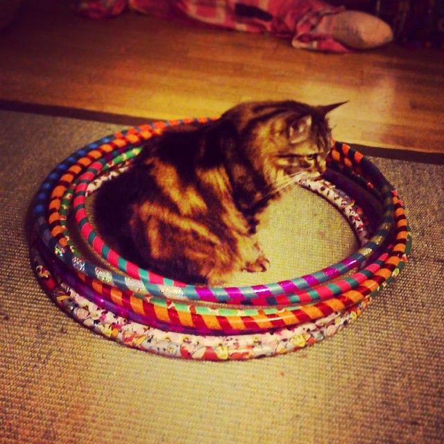 customized Hula Hoop .. for any age!