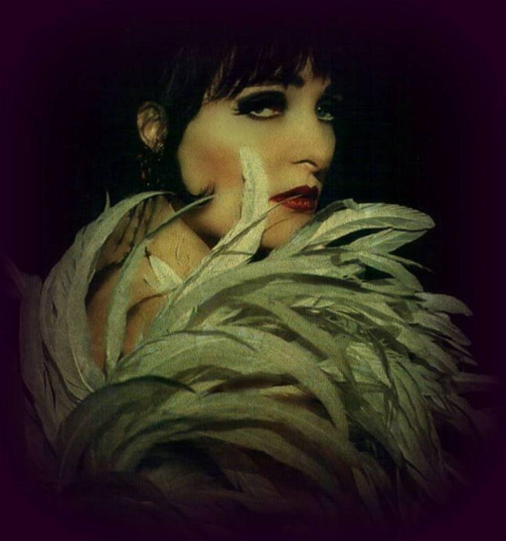 """Siouxsie Sioux, """"Peek-a-boo"""" era."""