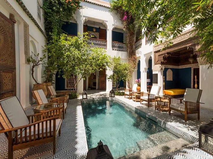 14 Best Riad's in Marrakech Marrakech is a magical city well worth getting to know. And what better way to become acquainted than to stay and mingle with locals in the middle of all the excitement and