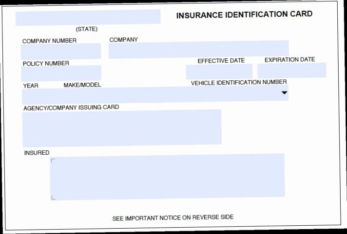 Auto Insurance Card Templates Lovely Card Template Insurance Car Download Fake Progressive Free Card Templates Free Card Template Car Insurance