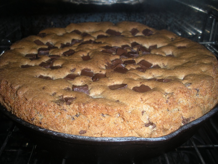 ... .com/archives/whole-wheat-chocolate-chip-skillet-cookies-recipe.html