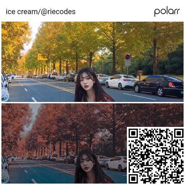 ❏— ˚₊ · ͟͟͞͞➳ ͟͟͞͞➳ Filtername: Winter ❞ – ❱ http: ˚ ˚ riecodes …   – Polarr code