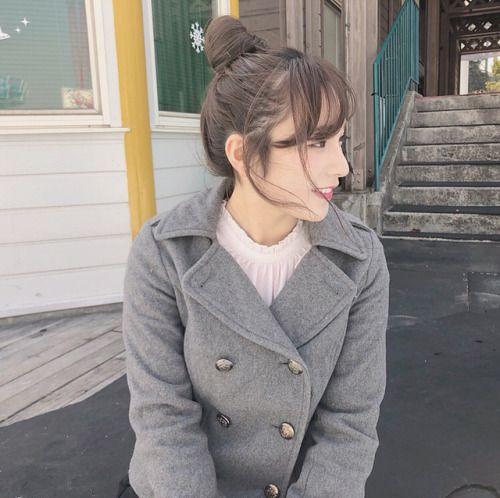 今日の髪型はゆるふわお団子  #髪型 #おだんごヘア  #スケート #富士急ハイランド... #Team8 #AKB48 #Instagram #InstaUpdate