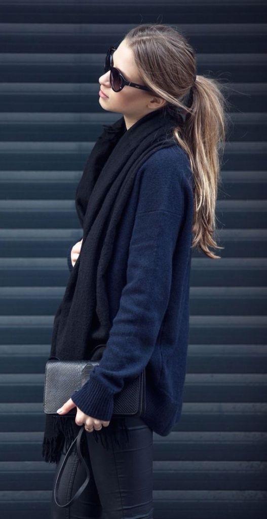 Nike Fashion Mode Riviera Txt Taille 40 Noir ...