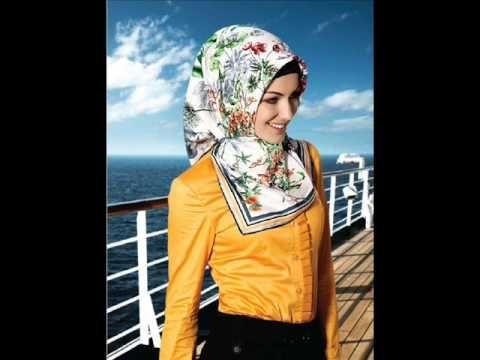 Hijab spring Style