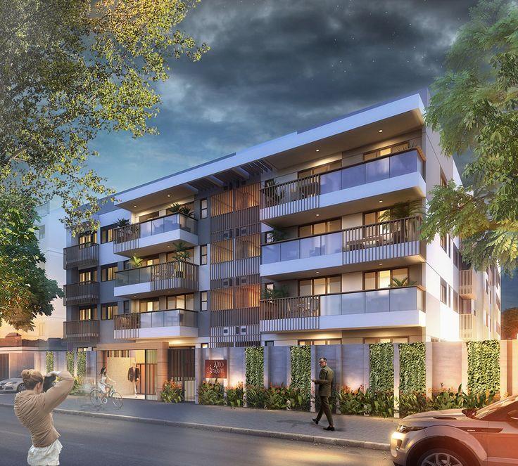Pin Veredas Arquitetura --- www.veredas.arq.br --- Inspiração:  SOLAR GRAJAÚ - Cité Arquitetura