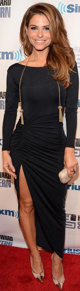 Maria Menounos - Howard Stern's Birthday Bash in NYC 1/31/14