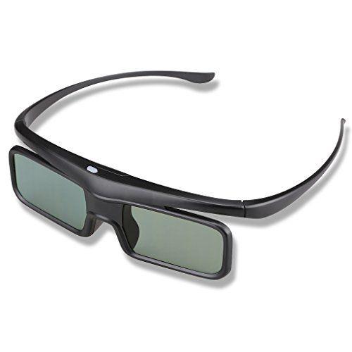 www.realidadvirtual360vr.com GH1600RF1 - Universal Gafas 3D TV Activo (Bluetooth, Compatible con Samsung, Panasonic, Sony, TCL, Hisense, Sharp, TOSHIBA 3DTV) Negro - https://realidadvirtual360vr.com/producto/gh1600rf1-universal-gafas-3d-tv-activo-bluetooth-compatible-con-samsung-panasonic-sony-tcl-hisense-sharp-toshiba-3dtv-negro/ -  Características Al recibir señales de sincronización 3D que los televisores 3D transmita, las gafas de obturación 3D cambian automáticamen