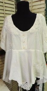 Gypsy Winter White Antique Linen and Lace Top, http://www.victoriantailor.com/vt-wp/blog/
