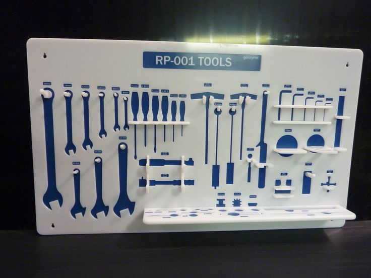 Tool Shadow Board Stickers Google Search Ww Tool And