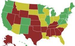 Did Your Senators Vote for Gun Control?