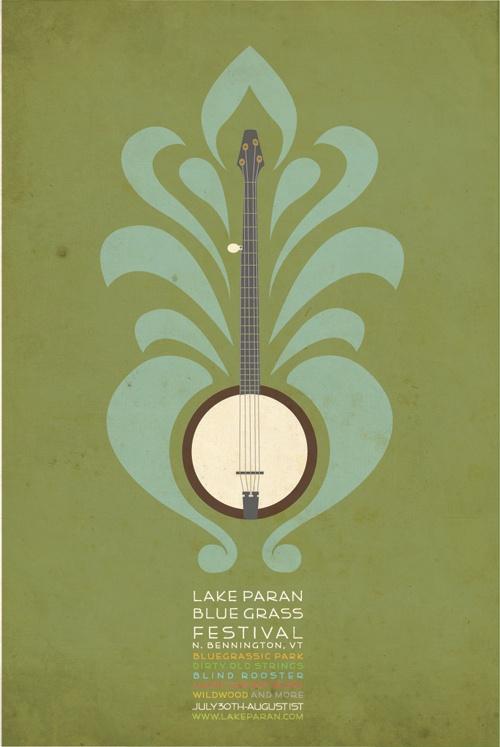 lake paran bluegrass festival.