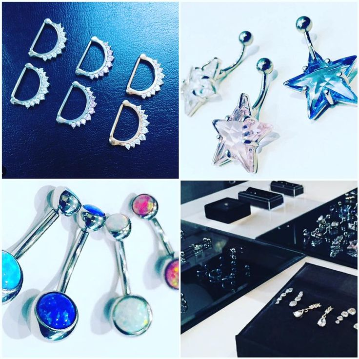 Some of our BLS Jewellery