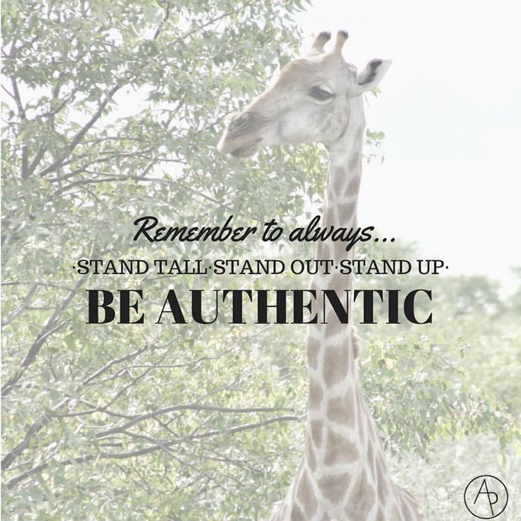Giraffes are a beautiful reminder to not be afraid to stand out amongst the crowd. #authenticpeaces #goodsinspiredbytravel
