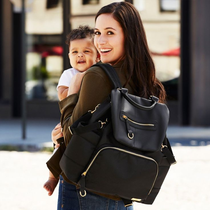 Skip Hop - Chelsea Downtown Chic Nappy Backpack