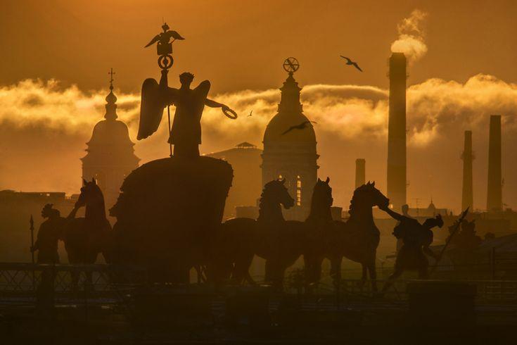 Сollection « The Northern Capital « Фотографии « Alexander Petrosyan