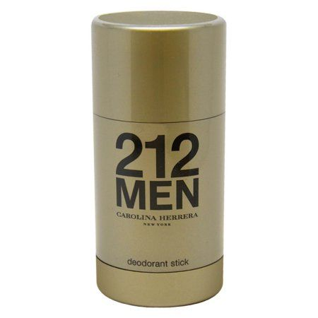 Carolina Herrera 212 Men Deodorant, 2.1 Oz