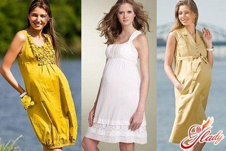 Летняя женская одежда для молодежи и беременных - Новости
