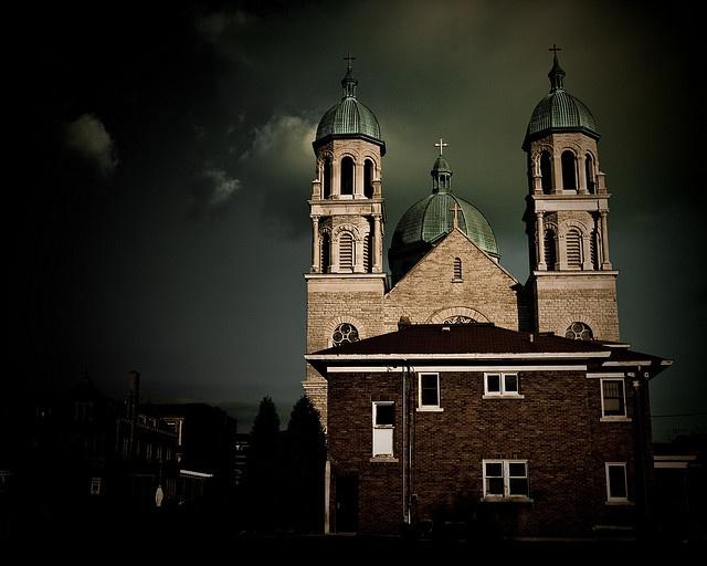 Basilica of St. Adalbert - October 28, 2009