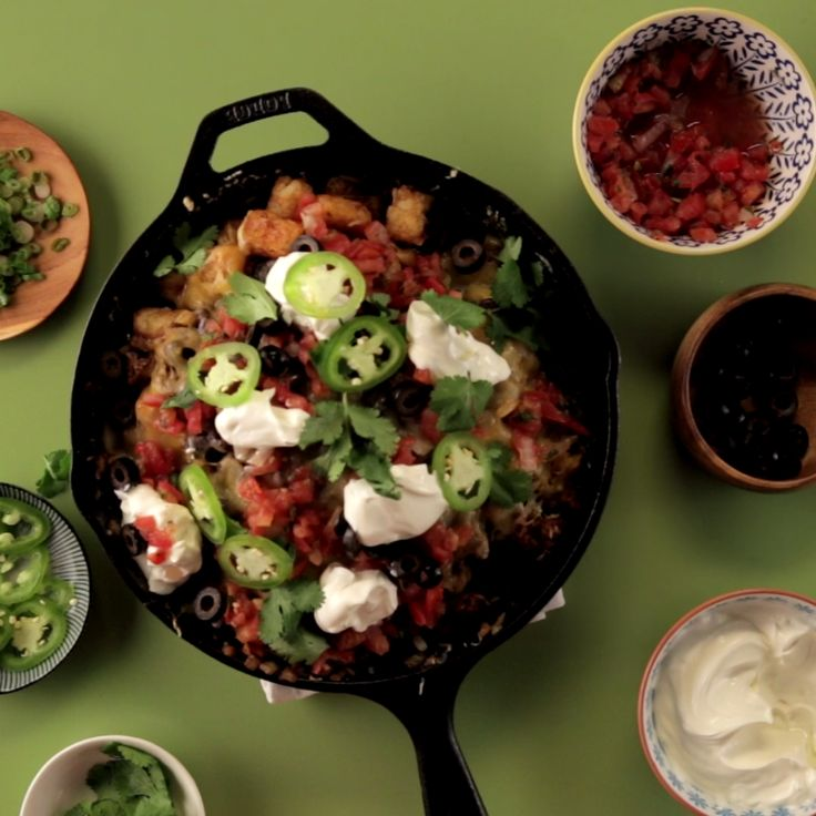 Tatter. Tot. Nachos. This beautiful gut bomb will satisfy you to no other!