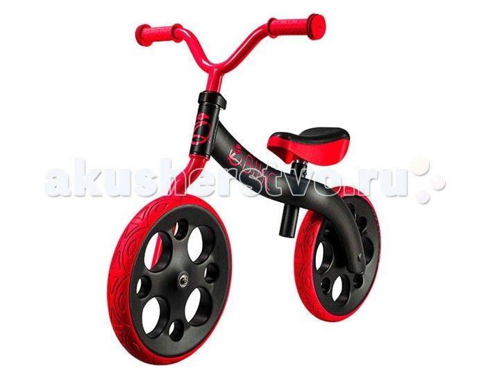 """Беговел Zycom Zbike  Zycom Zbike (Зайком Зи-Байк) - это современный, эффектный беговел, спроектированный австралийской компанией Zycom Motion.  Современный дизайн и утонченный стиль.  Потясающая особенность беговела и его """"визитная карточка"""" - это расположенные как бы """"по диагонали"""" заднее и переднее колеса, уравновешивающие друг друга и сохранющие прямую ось. Это эффектное, стильное и при этом удобное решение.  Рама имеет свежую, оригинальную форму, органично дополняющую красоту и замысел…"""
