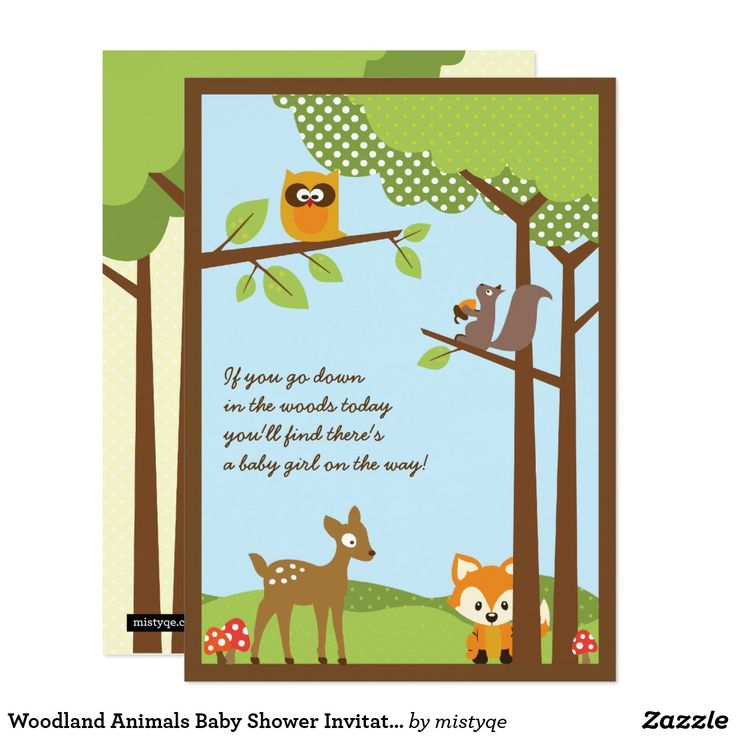 29 best Woodland Themed Baby Shower images on Pinterest | Forest ...