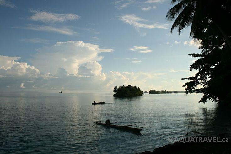 Ostrov Batudaka na Togianském souostroví