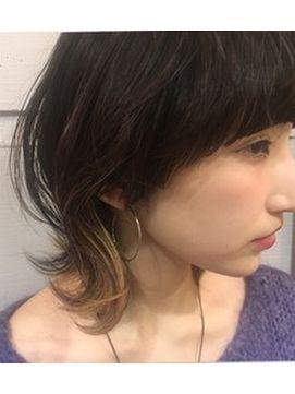 ★マッシュウルフ★/Shinieをご紹介。2017年夏の最新ヘアスタイルを100万点以上掲載!ミディアム、ショート、ボブなど豊富な条件でヘアスタイル・髪型・アレンジをチェック。