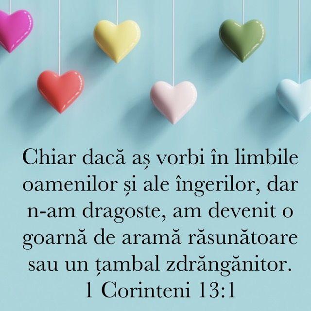 1 Corinteni 13:1