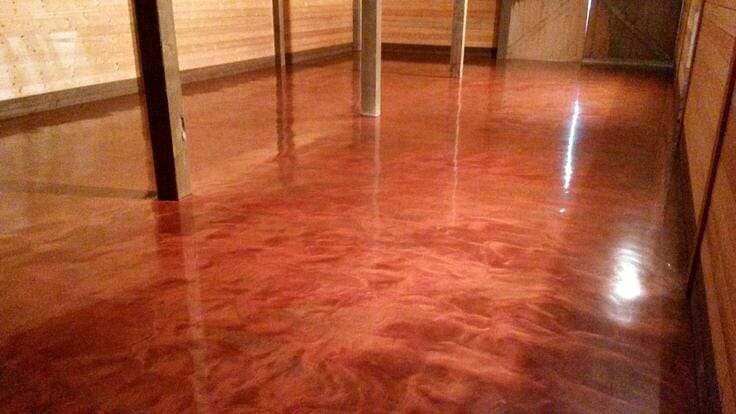 We Review Rocksolid S Metallic Garage Floor Coating All Garage Floors Garage Floor Coatings Floor Coating Garage Floor Epoxy